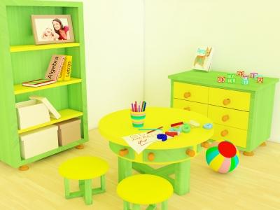 Dětský nábytek – myslete na funkčnost