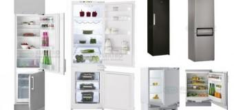 Průvodce výběrem vestavné chladničky