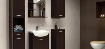 Koupelnový nábytek a sanitární keramika