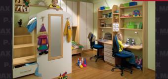Jak vybrat nábytek do dětského pokoje